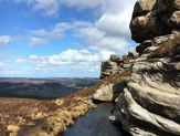 crags at simonside